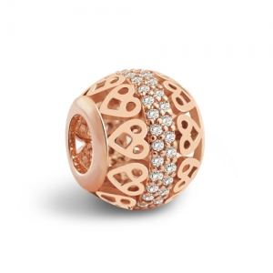 Heart of Romance Bead