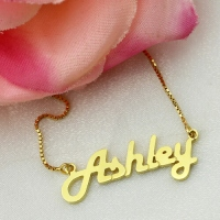 retro stylish necklace