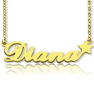 Custom Your Own Name Necklace