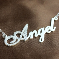 Name Tags Jewelry