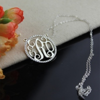 Wholesale Monogram Jewelry