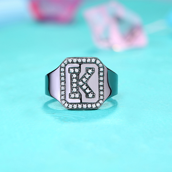 CZ's initial ring
