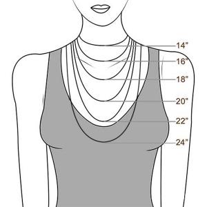 special fingerprint bar necklace