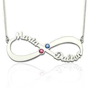 b6ac2eed73b89 Buy Personalized Infinity Necklace at GNN, Up to 40% Off