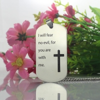 Man's Valentine's Dog Tag Gifts