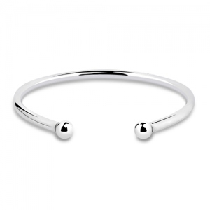 Open Bangle Sterling Silver 925