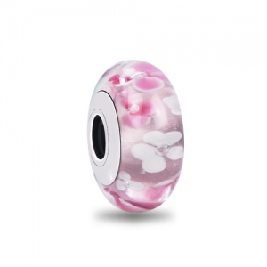 Blossom Murano Glass Bead
