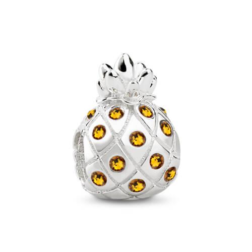 charm pandora ananas