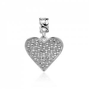 """I Love You"" Herz Charm"