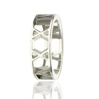 roman numerals ring