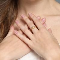dual birthstones ring
