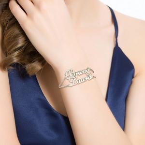 bracelet with birthstone