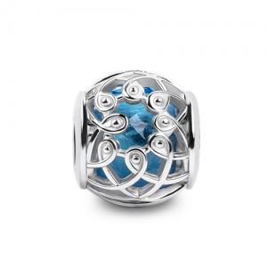 crystal blue charm
