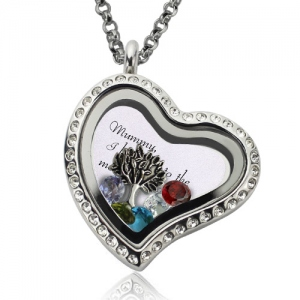 floating locket