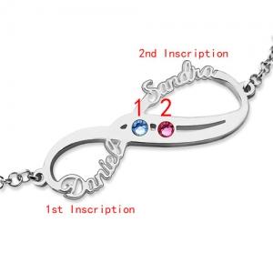 birthstone bracelet