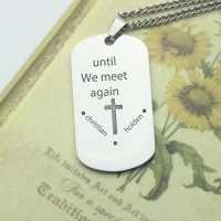Valentine's Remembrance Dog Tag Gifts