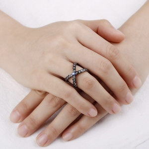 birthstone ring for girl friend