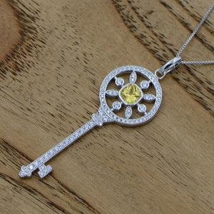 Natural Citrine Jewelry