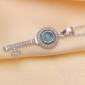 key pendant for lady