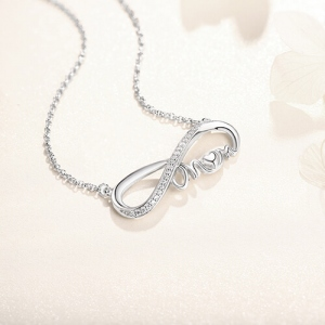 mom inifinity necklace