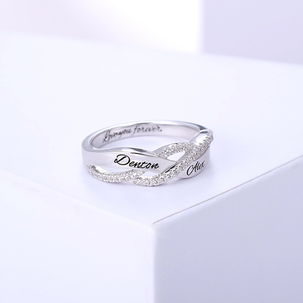 customized ring for women