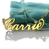 Celebrity Initial Jewelry