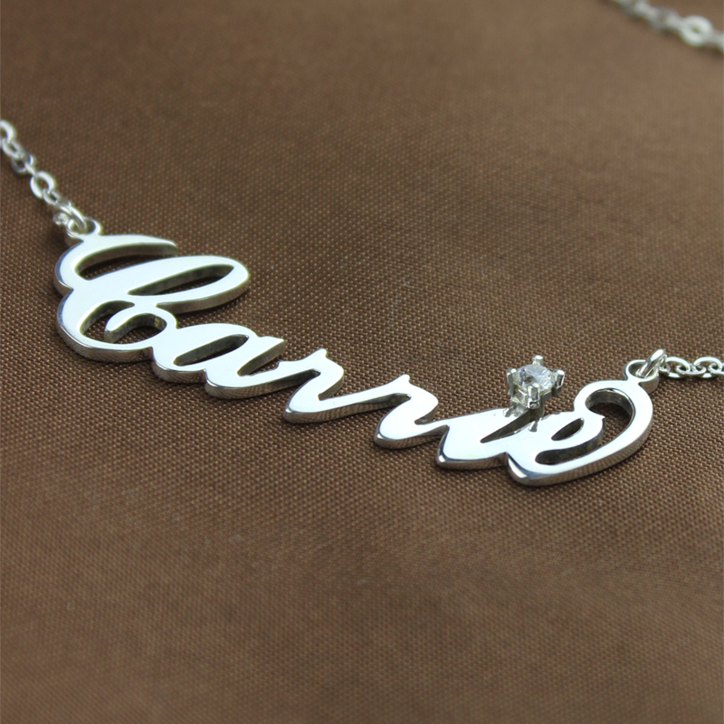 How to make a name necklace