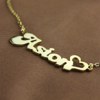 Child Name Jewelry