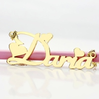 Cute Love Name necklace