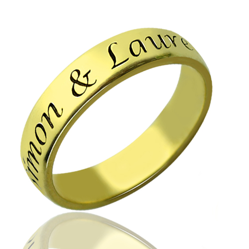 mens price plated rectangle blessing luck yellow for product wedding men jewelry bands chinese ring rings gold titanium good character in wholsale