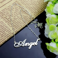 Love Name Necklace