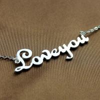 Name Chain Jewelry