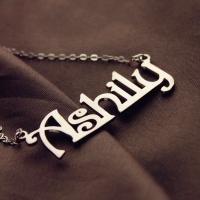 harrington style necklace