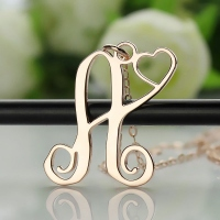 Wholesale Initial Jewelry