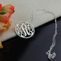 Wholesale Monogram Jewelry