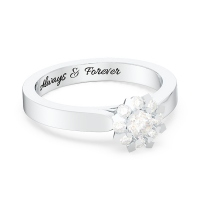 The Lady's Legacy Engagement Ring