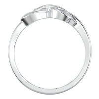 Infinity Knot Promise Ring
